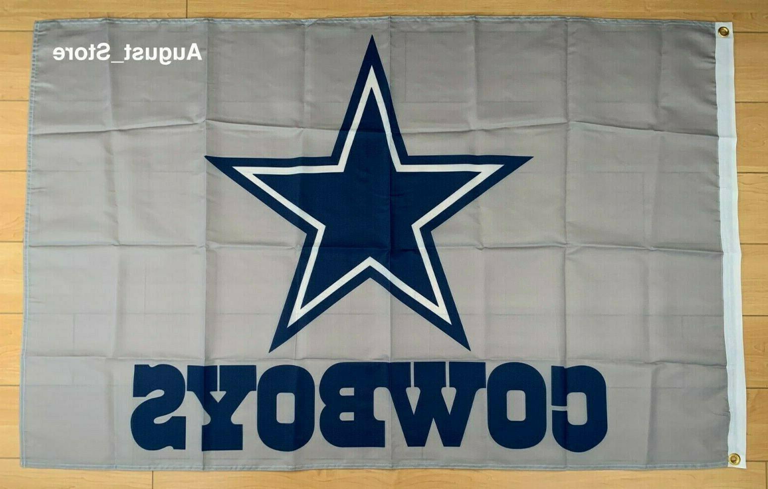 3x5 ft flag banner nfl