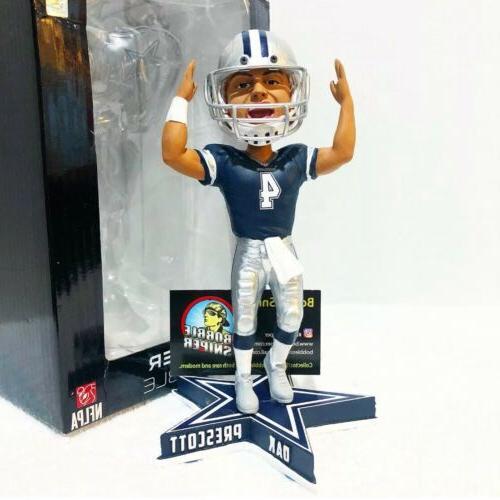 dak prescott dallas cowboys touchdown pose special