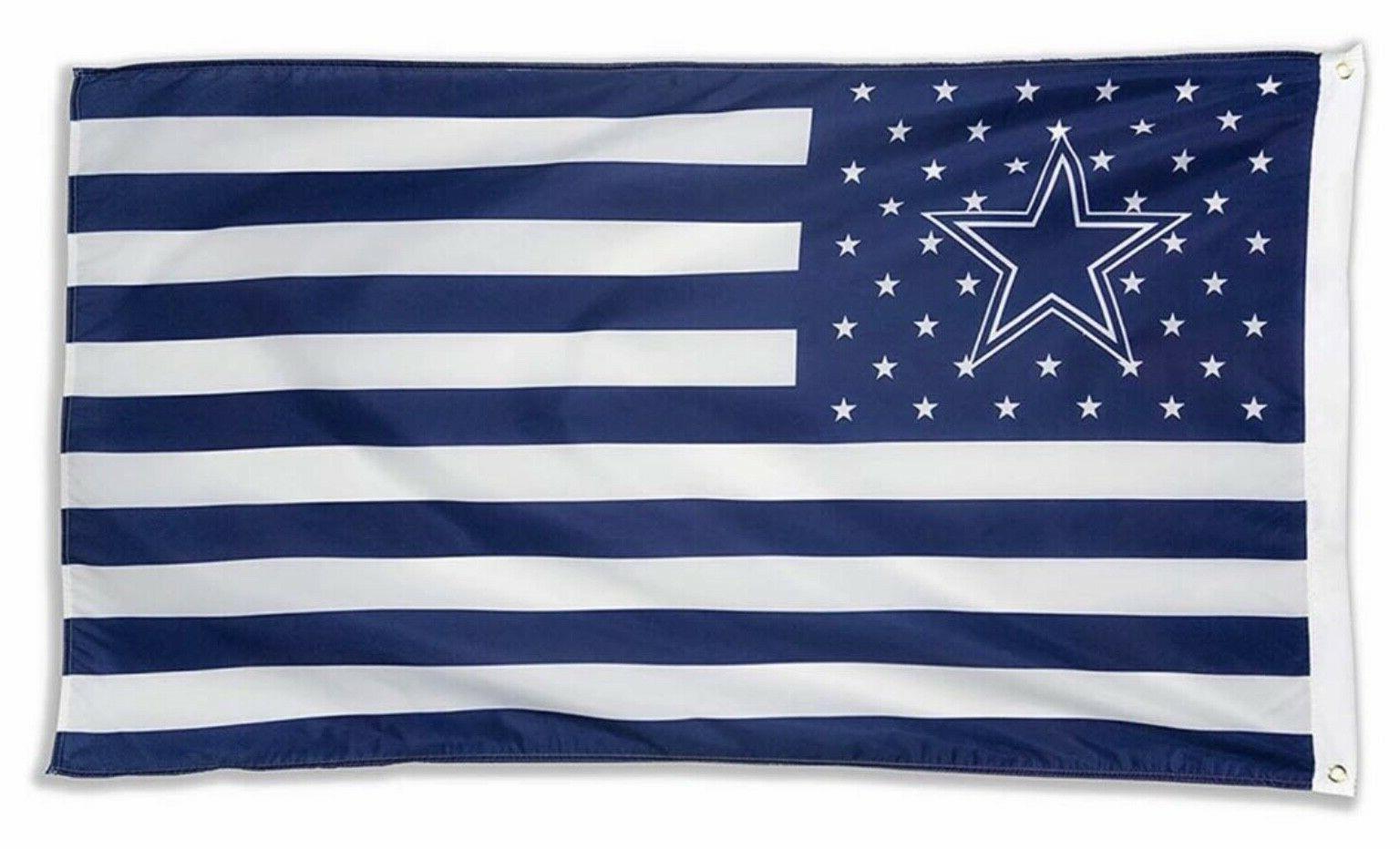 dallas cowboys 3 x 5 feet flag