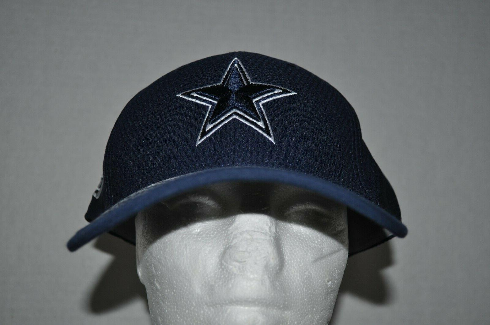 Dallas 39FIFTY Navy Baseball Hat Cap Sizes