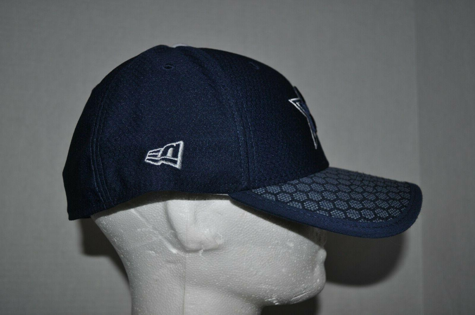 Dallas Cowboys New Era 39FIFTY Navy Baseball Hat Cap