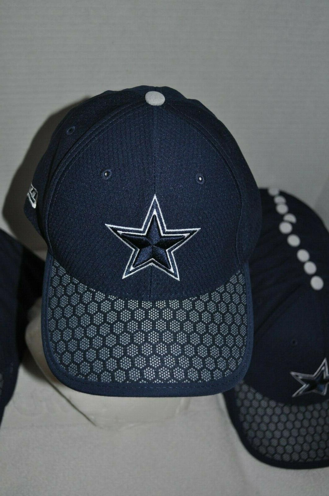 dallas cowboys 39fifty navy structured baseball hat