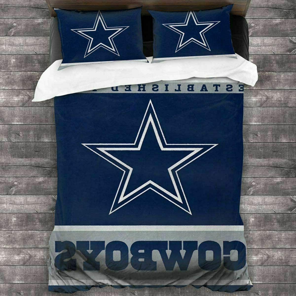 Dallas Set Duvet Comforter Cover US