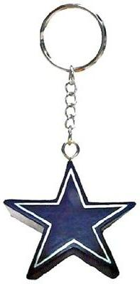 DALLAS COWBOYS 4-IN-1 KEY CHAIN, BACKPACK HANGER, PENCIL TOP
