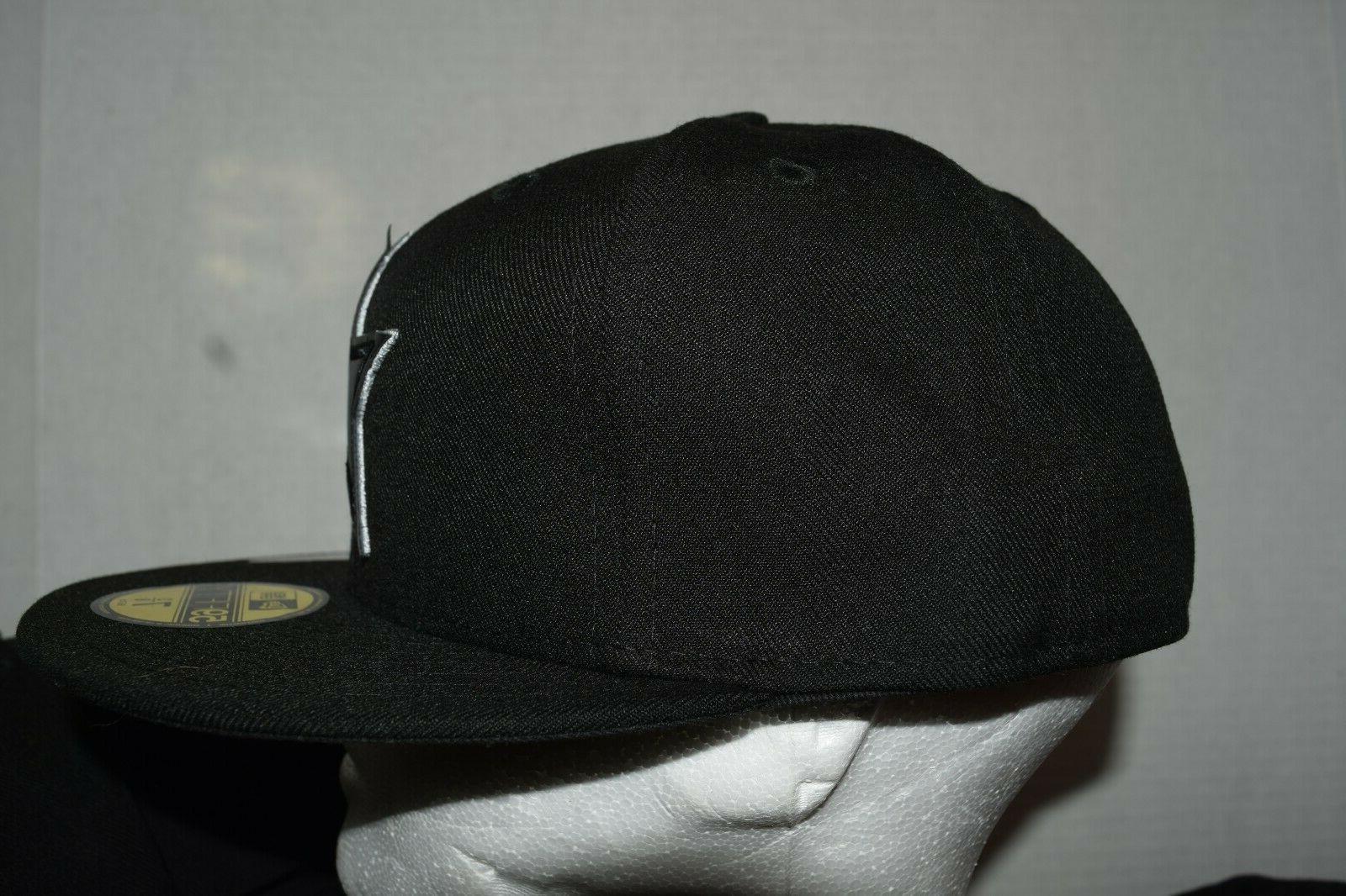 Dallas Cowboys 59FIFTY Black