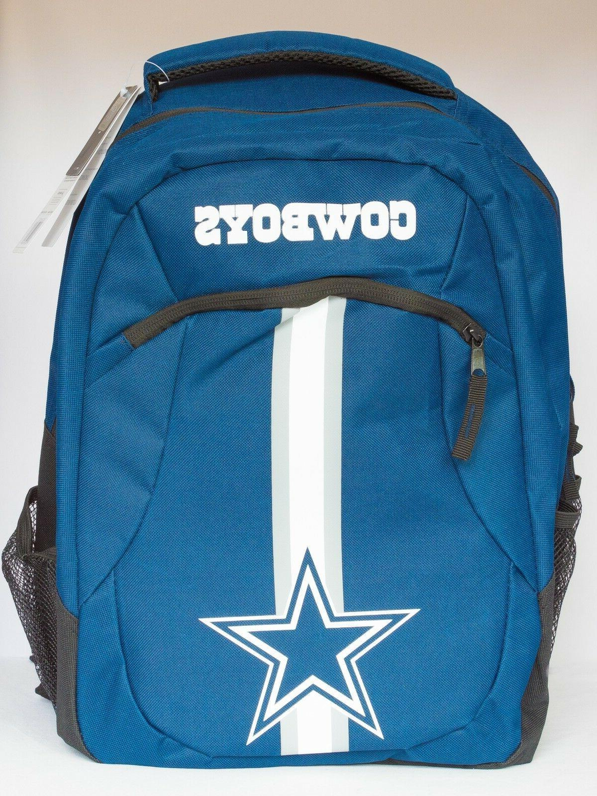 Dallas Cowboys Backpack Laptop Official Product