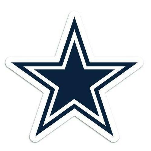 dallas cowboys car grill logo