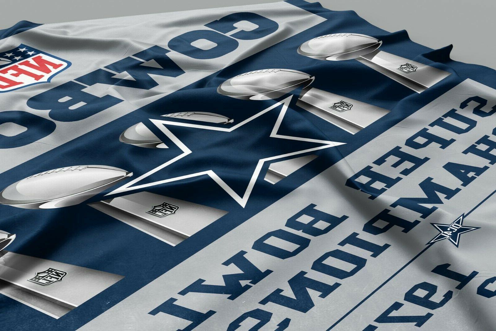 Dallas Cowboys - Super - 3 Ft x Ft - Team - NFL