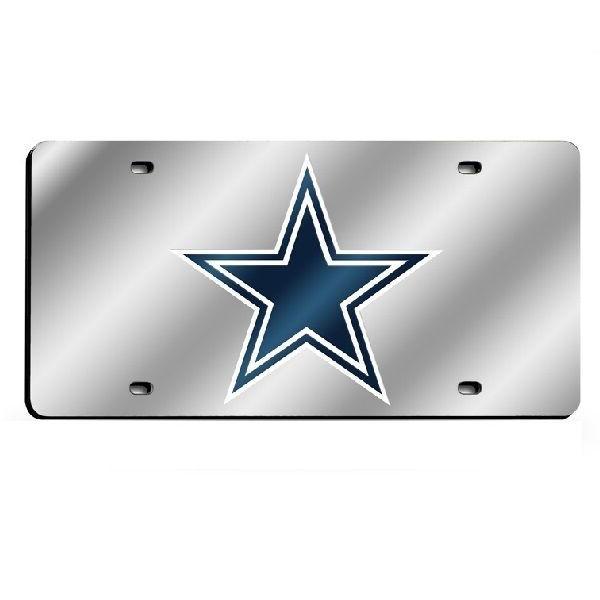 Dallas Mirrored Laser Cut Plate