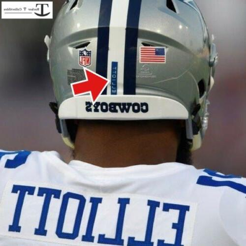 Dallas Cowboys Tape Full Football Player