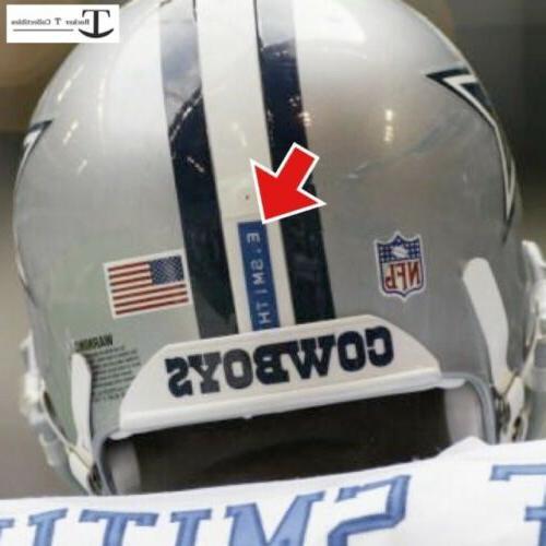 dallas cowboys dymo tape full size football