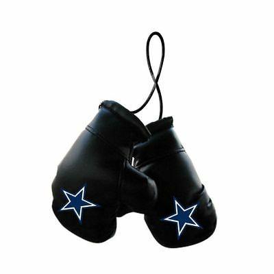 dallas cowboys mini boxing gloves