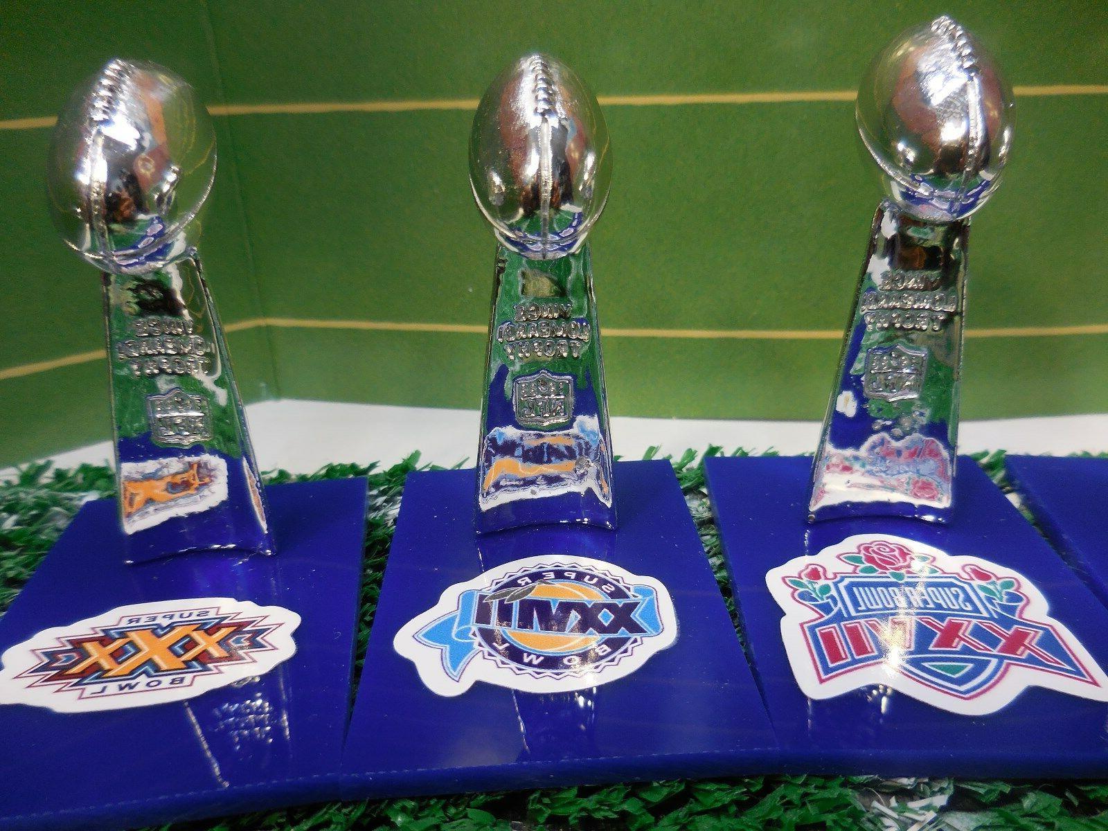 Dallas Mini Trophy Mcfarlane/Pocket