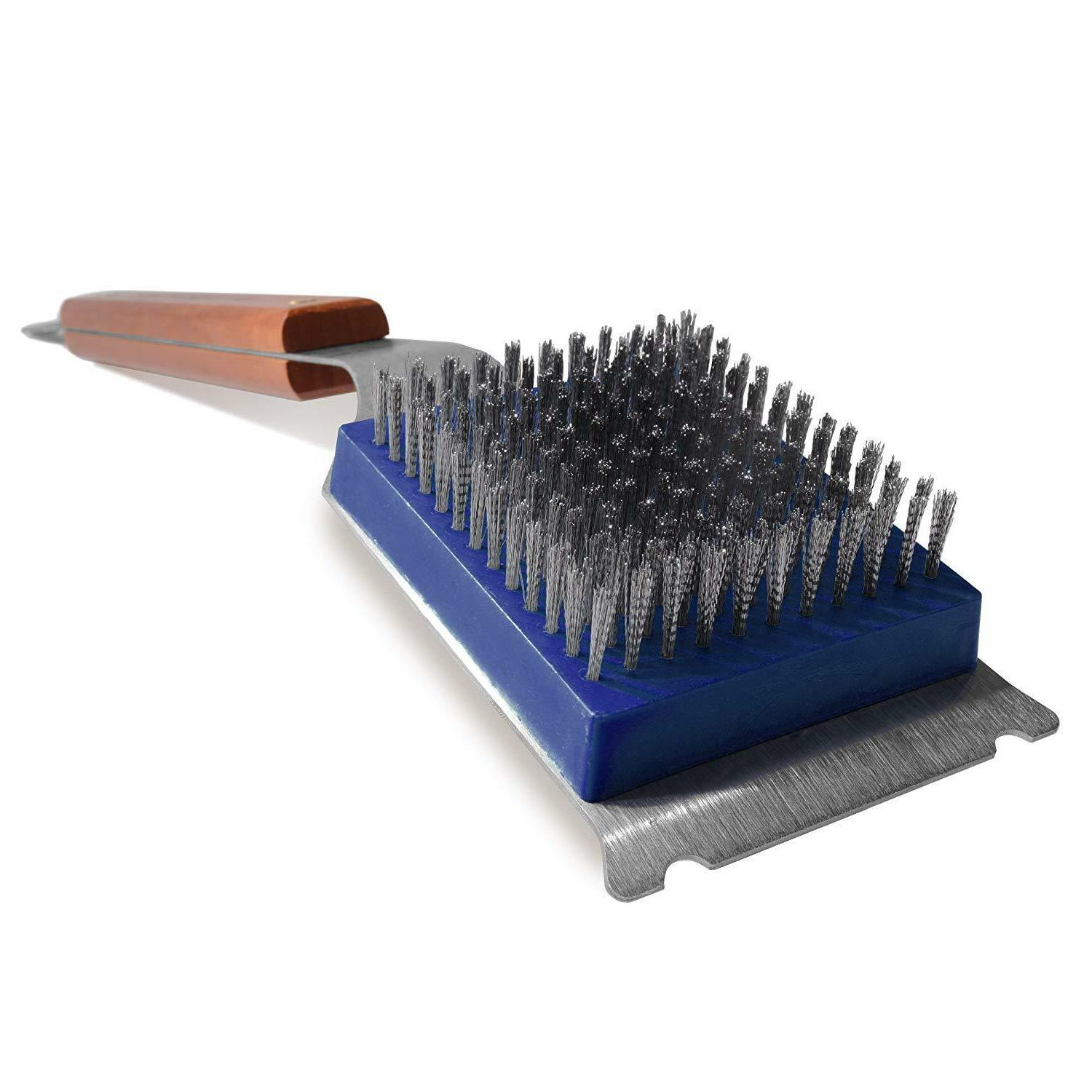 DALLAS TAILGATE Stainless Steel Brush Cleaner