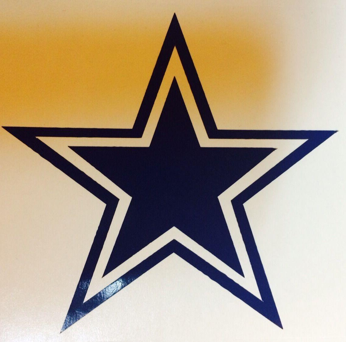 Dallas Star 2 Decal**FREE