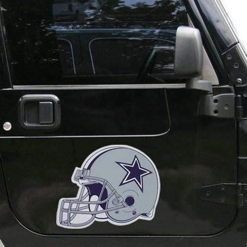 dallas cowboys vinyl magnet