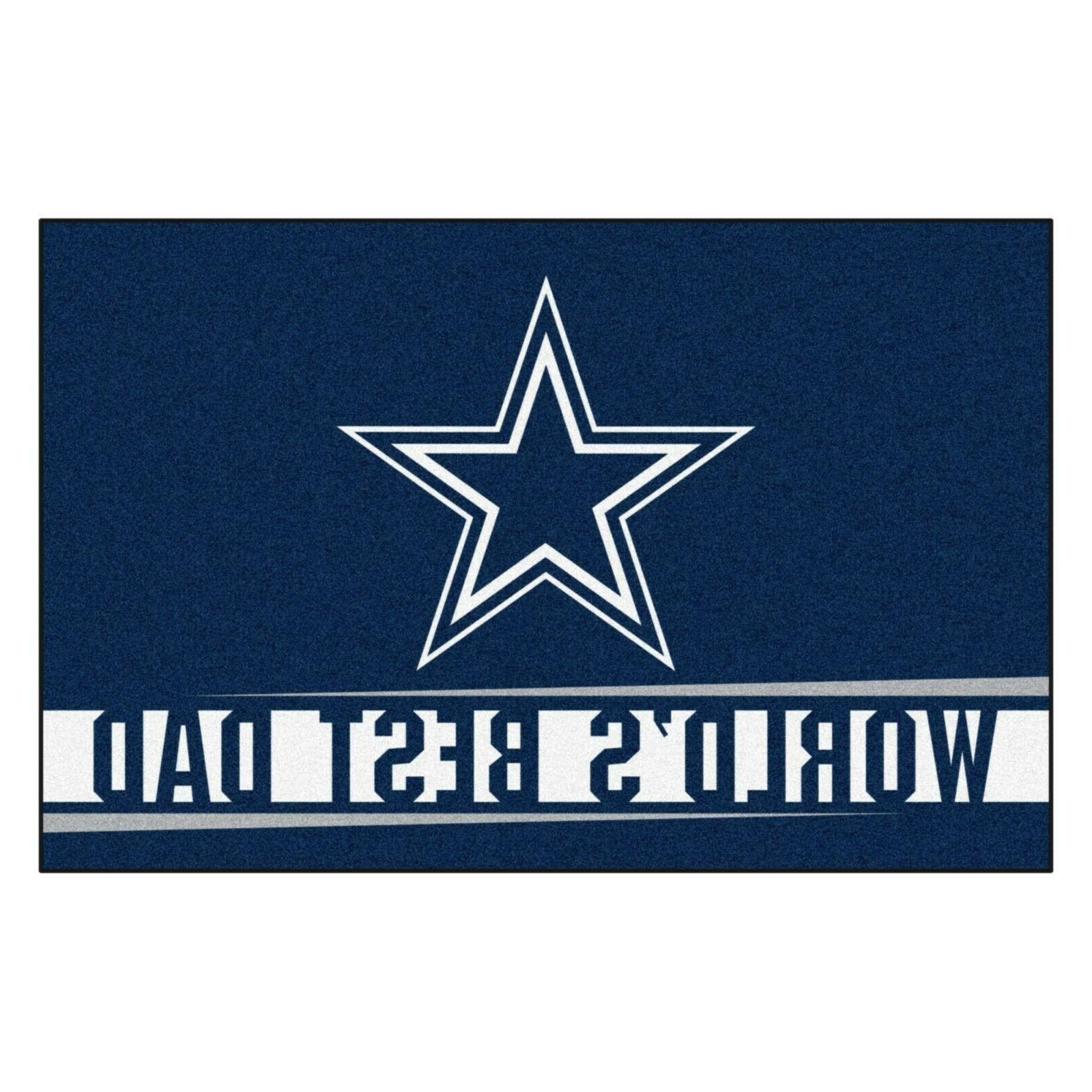 """Dallas Cowboys World's Best Dad 19"""" X Starter"""