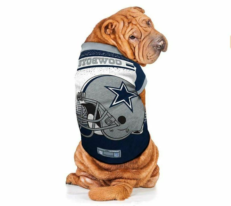 Dallas NFL Pet Performance T-Shirt