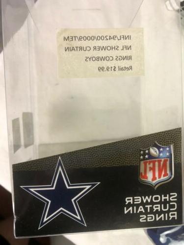 Dallas Cowboys Star Design Fabric 12