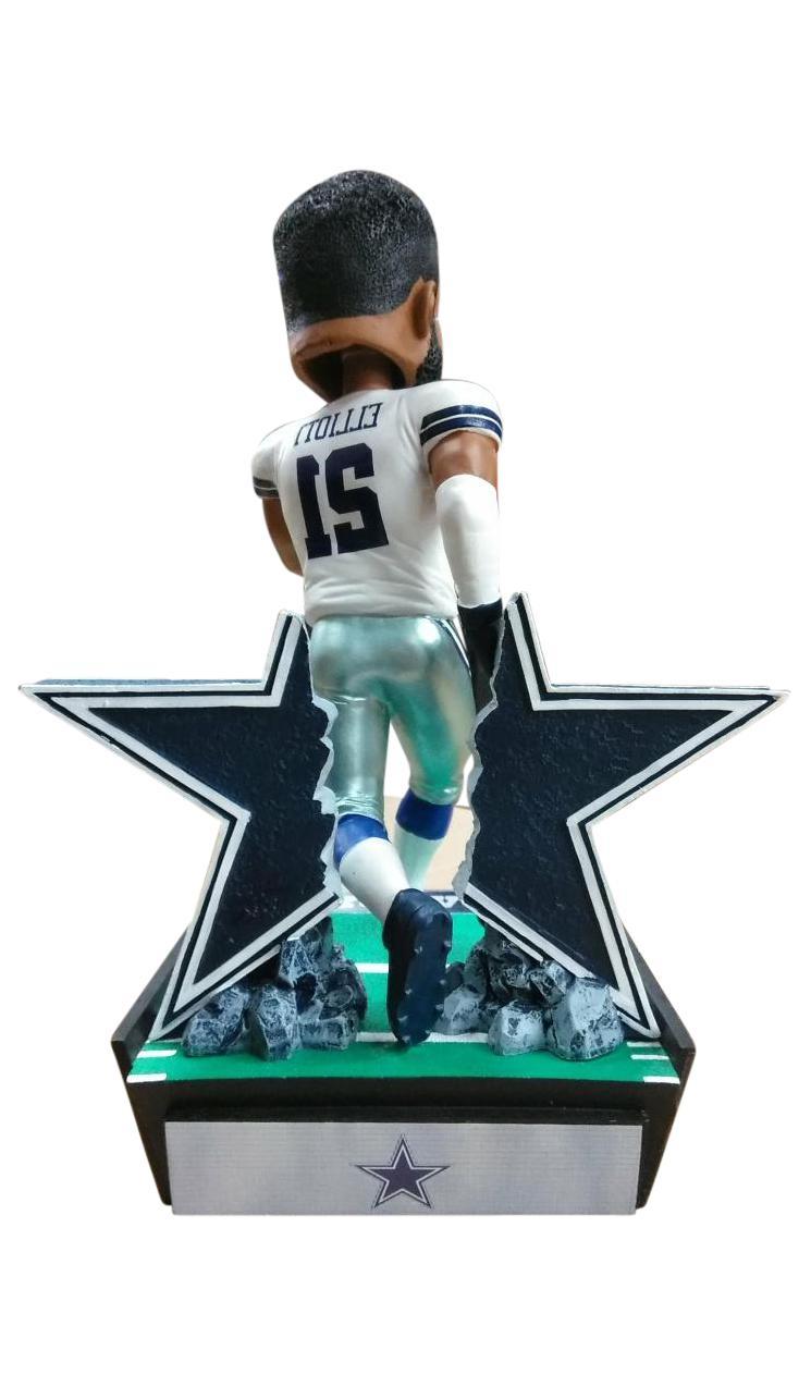 "Ezekiel Elliott Dallas 12"" Bobblehead NFL"