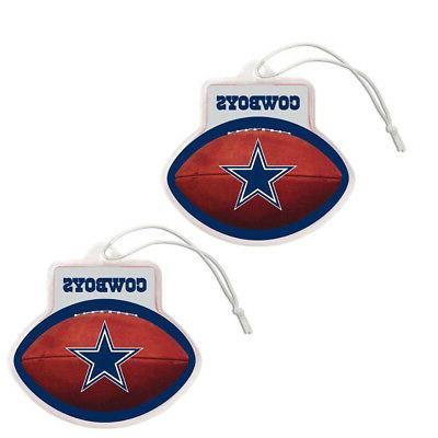 new 2pc nfl dallas cowboys classic logo