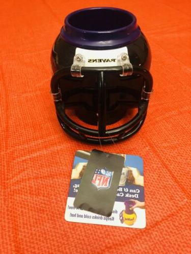 new baltimore ravens nfl fanmug and bottle