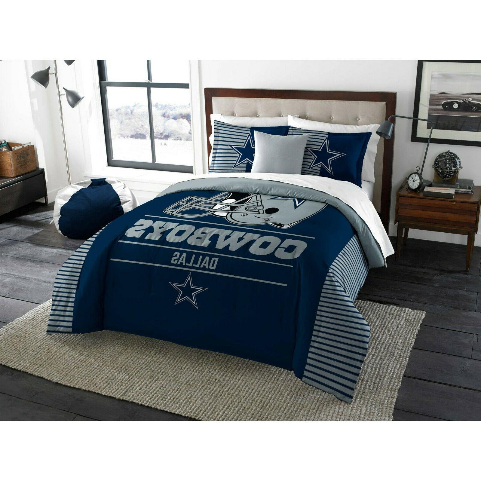 new dallas cowboys comforter 3 pc set