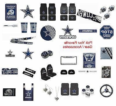 new nfl dallas cowboys pick your gear