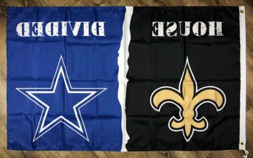 new orleans saints vs dallas cowboys house