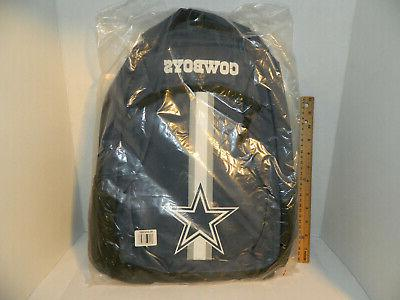 nfl dallas cowboys action backpack