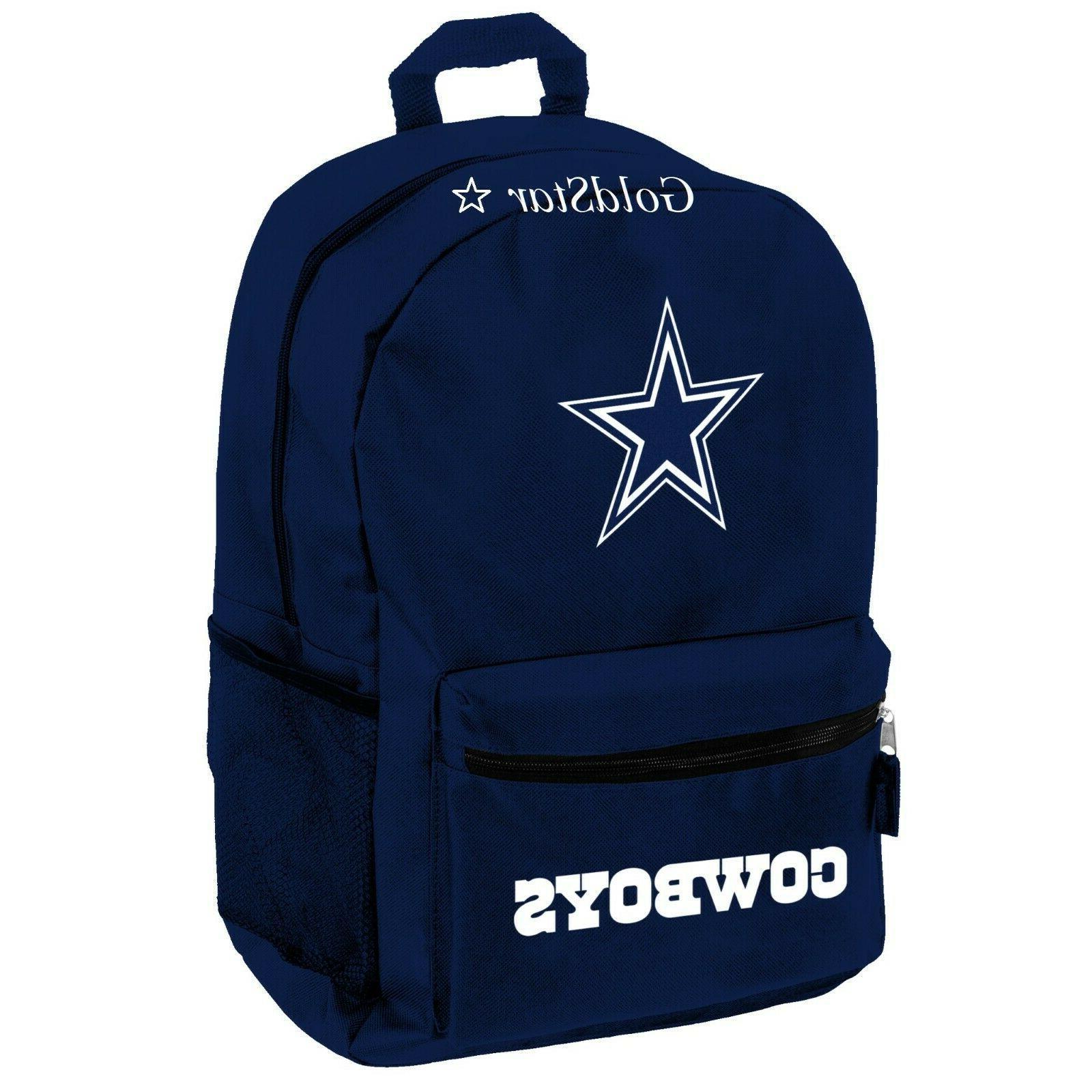 nfl dallas cowboys sport backpack