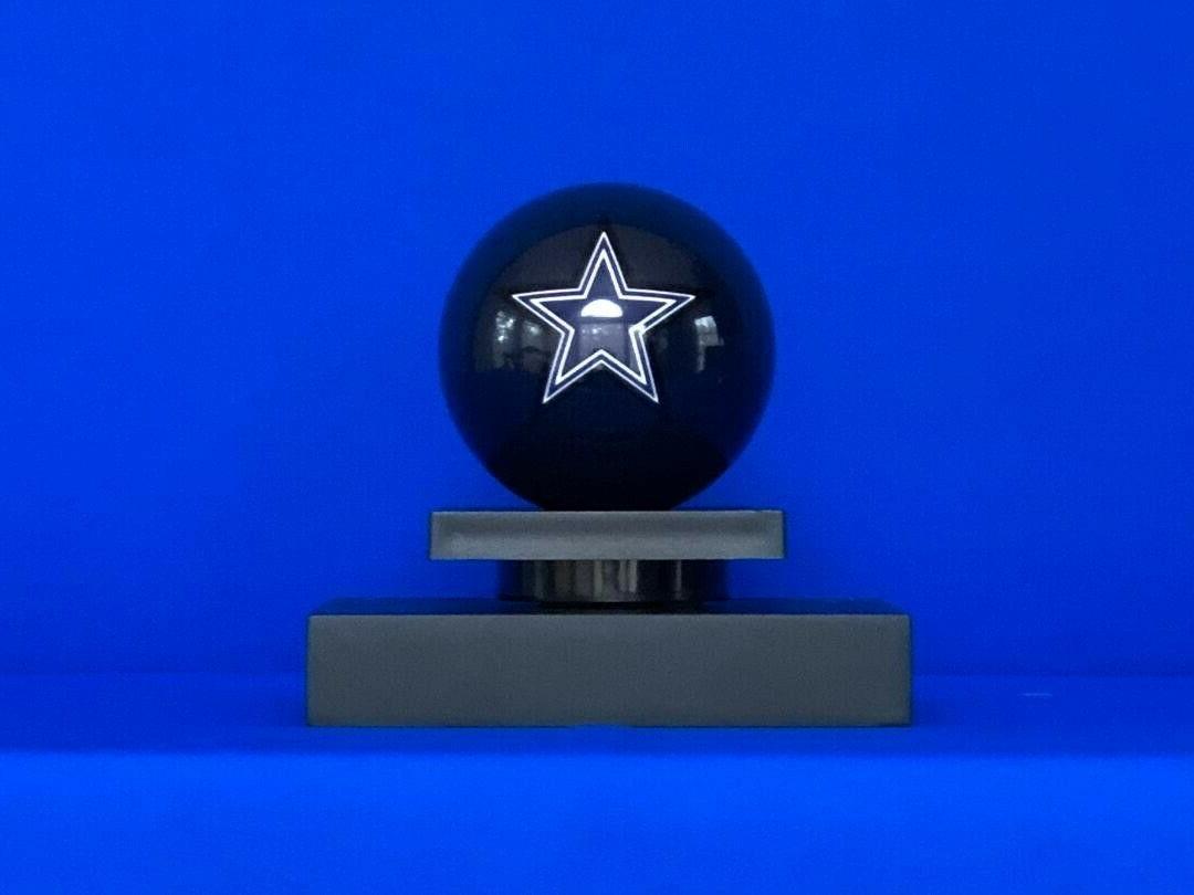 nfl dallas cowboys team logo billiard pool