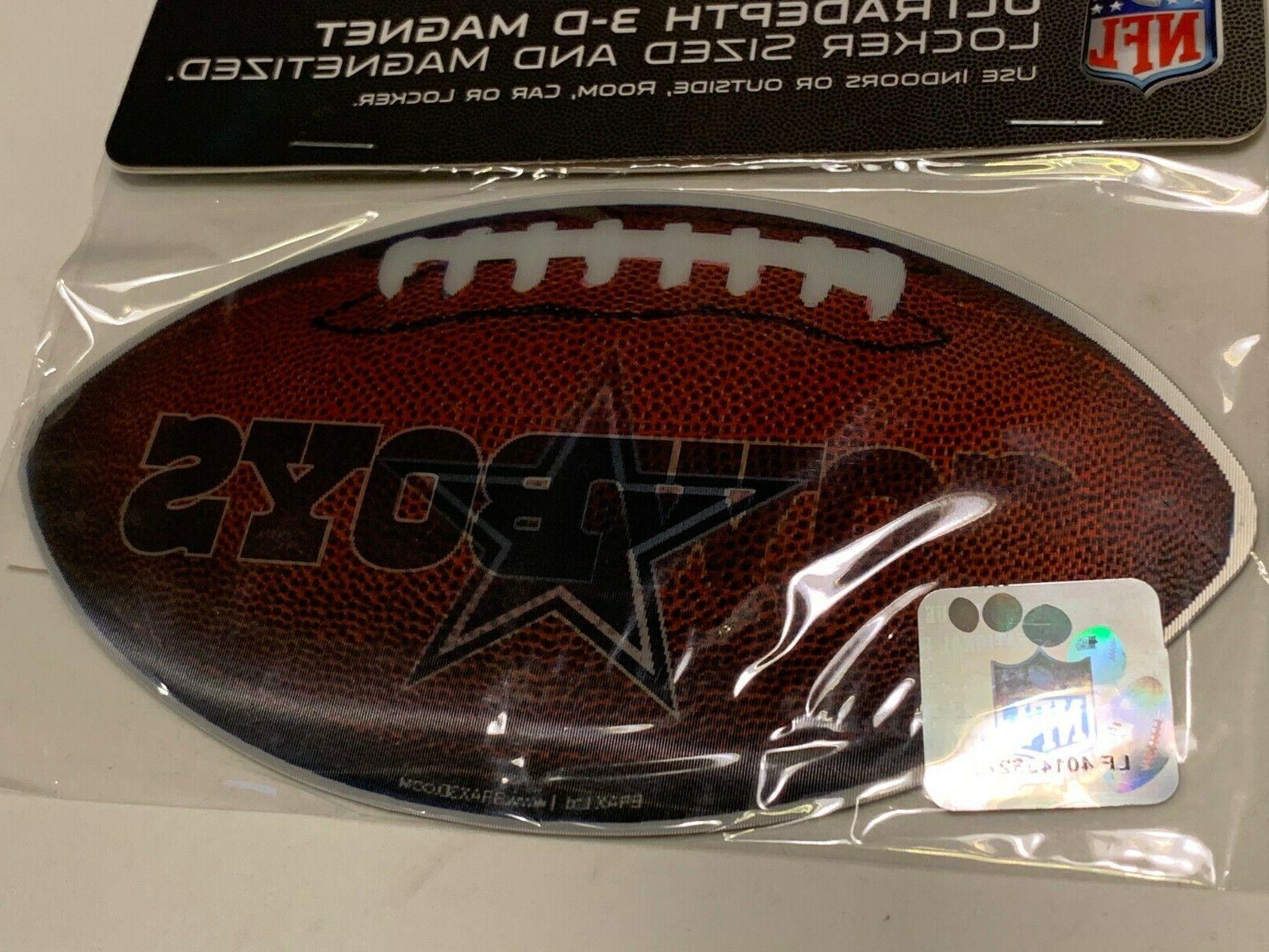 NFL Dallas 3-D