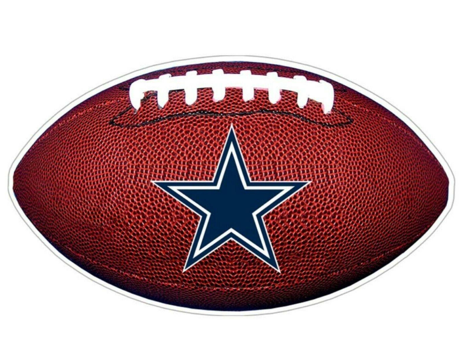NFL Dallas Cowboys 3-D Indoor,outdoor,Locker,Car,Room