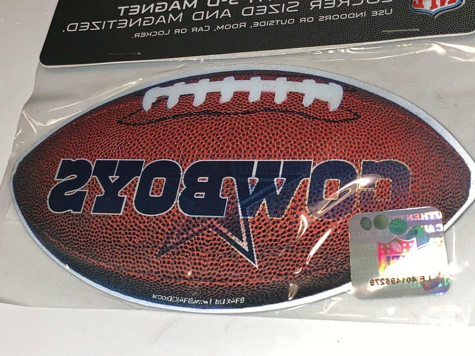 NFL Dallas Cowboys Ultradepth 3-D