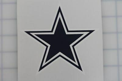 nfl dallas cowboys vinyl decal bumper sticker