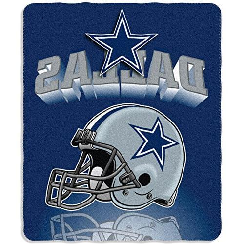 The Northwest Company NFL Dallas Gridiron Throw, x