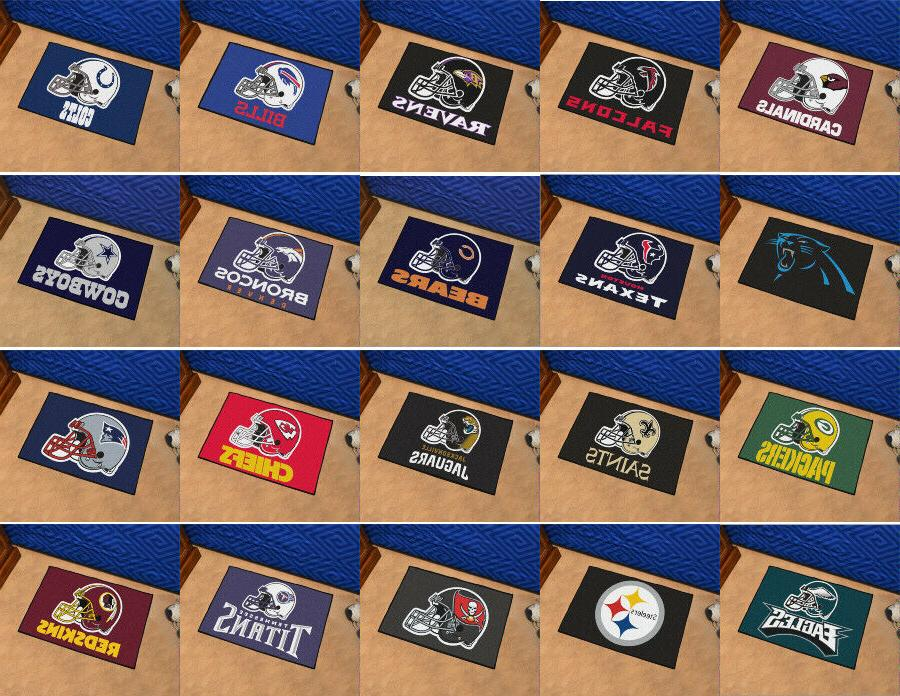 nfl starter mat area rugs choose 32
