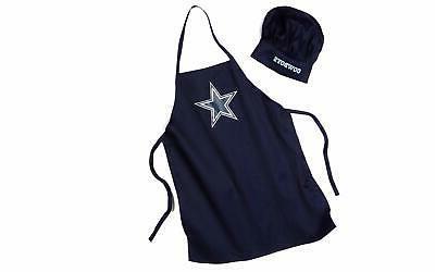 psg nfl dallas cowboys apron and chef