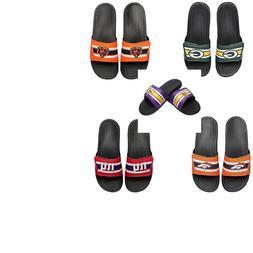 Mens NFL Legacy Sport Slide  Sandals Flip Flops - Pick Team