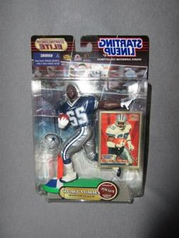 New Cowboys Emmitt Smith Starting Lineup Elite Sports Supers