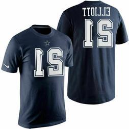 New Dallas Cowboys Nike Zeke Ezekiel Elliott #21 jersey t-sh