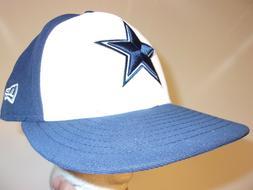 New Men's Dallas Cowboys NFL Football New Era Low Profile 59