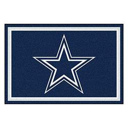 """NFL - Dallas Cowboys Rug 5x8 60""""x92"""""""