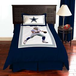 NFL Biggshots Bedding - Dallas Cowboys Tony Romo Comforter S