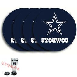 NFL Dallas Cowboys Coasters