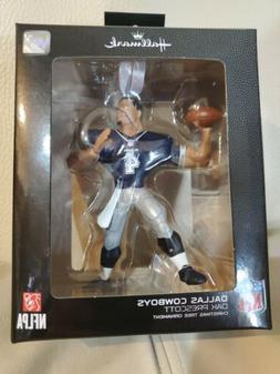 Hallmark NFL Dallas Cowboys Dak Prescott 2019 Sports Ornamen