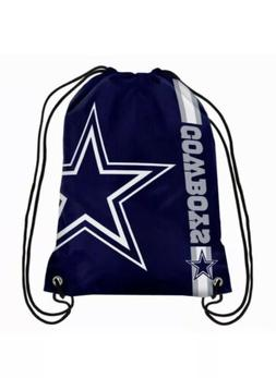 NFL Dallas Cowboys Drawstring Backpack/sack/tote Bag