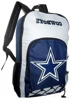 nfl dallas cowboys echo bungee backpack