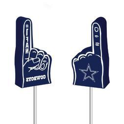 NFL Dallas Cowboys Foam Finger Antenna Topper